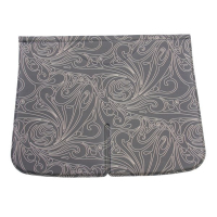 Windscherm-Flap Bobike Isis-Grey
