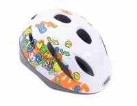 Abus - Fietshelm Abus Smooty Zoom Smiley White Medium (50-55cm)