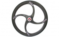AW 28 CARBON 4-SPOKES 55mm HG-BODY""