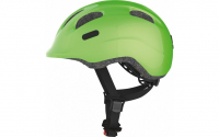Fietshelm Abus Smiley 2.0 Sparkling Green - small 45-50cm