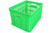 Fietskrat Edge Urban Crate Medium 26 Liter Groen