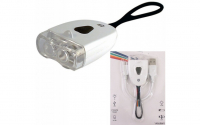 KOPLAMP MARWI UN-150 2-LED Li-Ion 2-lux